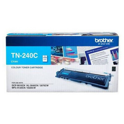 Brother TN-240C Mavi Toner