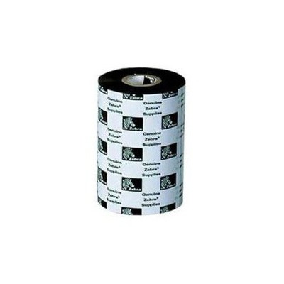 Zebra Ribbon: 110mm*450m Wax Şerit