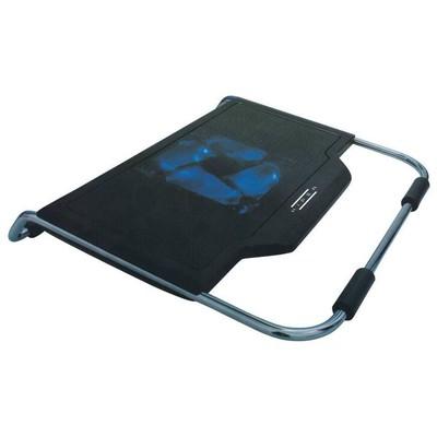 """Hiper NC-1550 12"""",15"""" ve 17"""" Uyumlu 120mm Fanlı 2 Adet USB'li Işıklı Notebook Soğutucu"""
