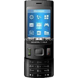 General Mobile DST-450-BLACK ÇİFT HATLI 2.0 MP BLUETOOTH FM MP3 + 1 GB HAFIZA KARTI HEDİYE  Cep Telefonu