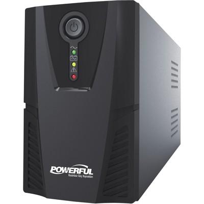Powerful Pl-800 800va Line Interactive 5-20dk Led Kesintisiz Güç Kaynağı