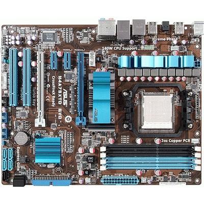 Asus M4A79XTD Evo AMD Anakart