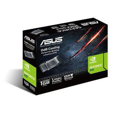 Asus GeForce 210 1G EN210 Silent Ekran Kartı