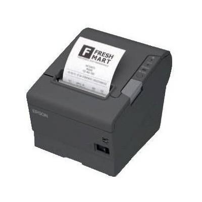 Epson TM-T88V-042 Seri Siyah Türkçe Termal Rulo Yazıcı