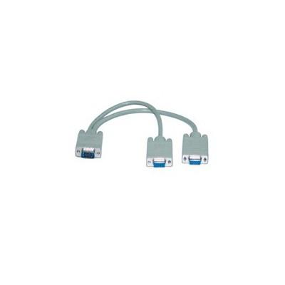 S-Link SL-VGA152 VGA TO 2 VGA 30cm 0su Ses ve Görüntü Kabloları