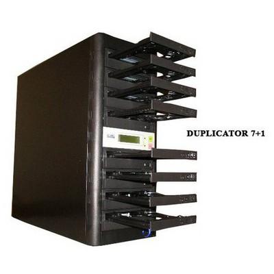Acard M7_1sa Dup Dvd-cd Coğaltma Sistemi 7+1 Optik Sürücü