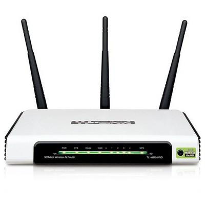 Tp-link TL-WR941ND 300Mbps Kablosuz N Router