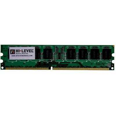 Hi-Level 1GB Desktop Bellek (HLV-PC6400BULK/1G)