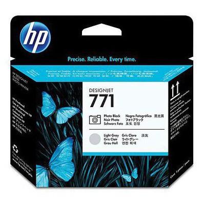 HP 771 Foto Siyah Açık Gri Baskı Kafası CE020A