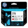 HP 771 Mat Siyah Kromatik Kırmızı Baskı Kafası CE017A
