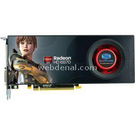 Sapphire ATİ HD6870 (256BİT)1GB DDR5 AVİVO16X DU Ekran Kartı