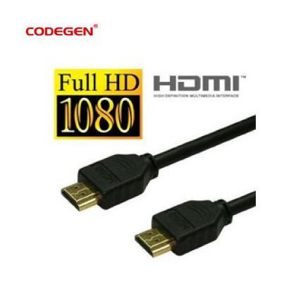 Codegen CPS13 1,3 Metre HDMI v1.4 1,3 mt, 3D, Ağ Destekli, Altın Uçlu HDMI 0 HDMI Kablolar