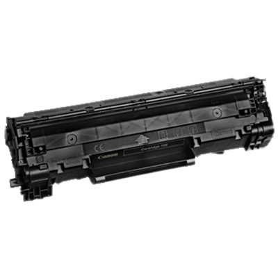 Canon  728 Siyah Toner - 2100 Sayfa (3500B002)