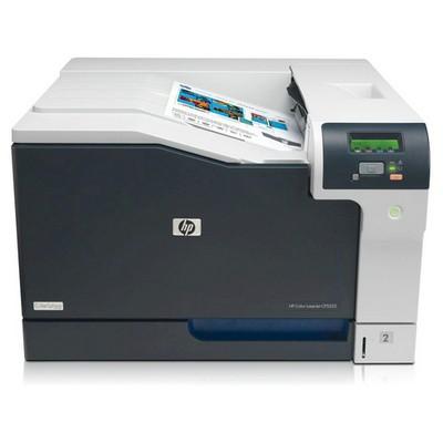 HP LaserJet Professional CP5225dn Renkli Lazer Yazıcı CE71