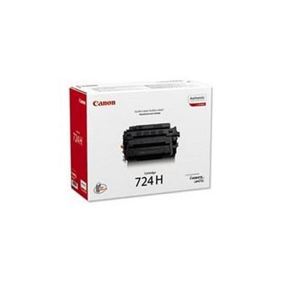 Canon 724H Siyah Toner - 12500 Sayfa (3482B002)