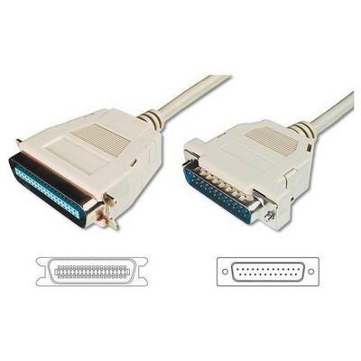 Digitus Ak-102 3 Metre Yazıcı Kablosu Yazıcı Kabloları