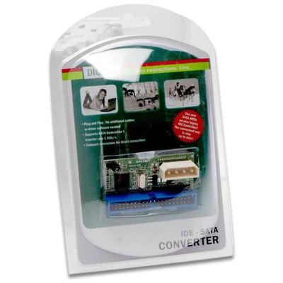 Digitus Ds-33151 Sata (serial Ata 150) Ide (ata 133) Dönüştürücü Adaptör. Kasa İçi Kablolar