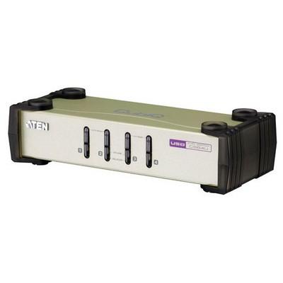 Aten Cs84u-at Cs84u-at 4 Port Ps/2-usb Kvm Switch