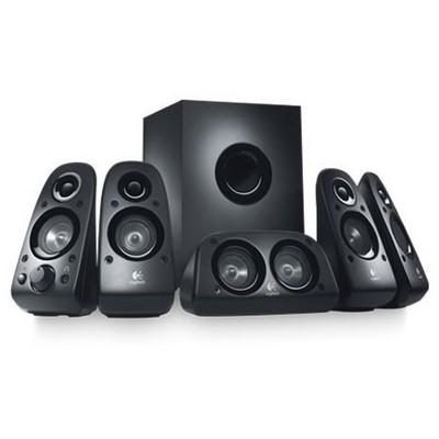 Logitech Z506 75w Rms 5+1 Hoparlör Sıyah Speaker