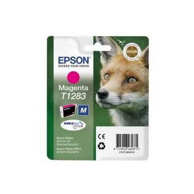 Epson T128340 Kırmızı Kartuş