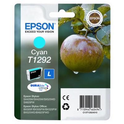 Epson T129240 Mavi Kartuş