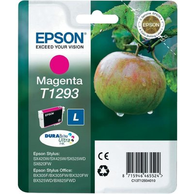 Epson T129340 Kırmızı Kartuş
