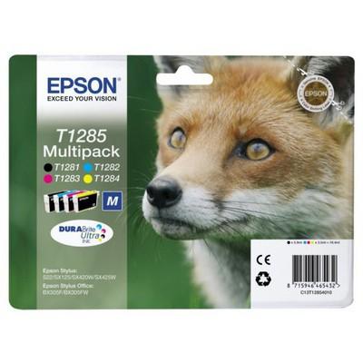 Epson T128540 Renkli Kartuş