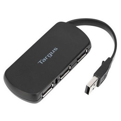 Targus Ach114eu Usb 2.0 Hub 4'lü Çoğaltıcı USB Aksesuarı