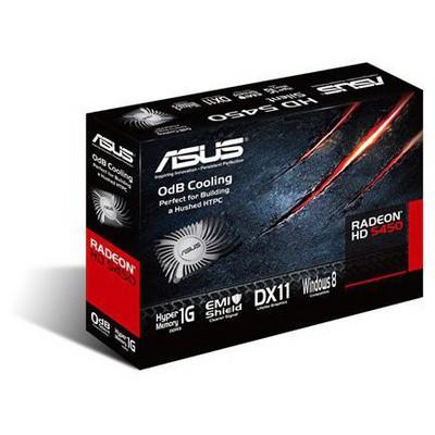 Asus -eah5450-1g-d3 Vga 1gb Eah 5450 64bıt Ddr3 Low Profıle Ekran Kartı