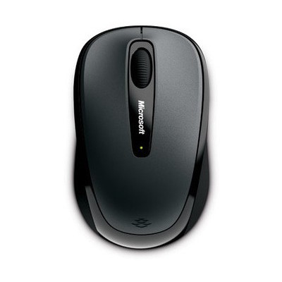 Microsoft Wireless Mobile 3500 Mouse - Siyah (GMF-00042)