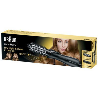 Braun AS720 Satin Hair 7 IONTEC Saç Şekillendirme Seti