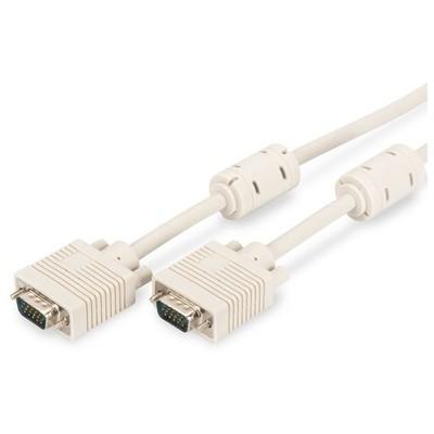 Assmann AK-310103-030-E VGA Kablolar