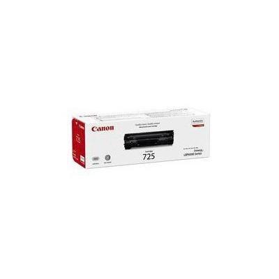 Canon CRG-725 Siyah 1600 Sayfa Toner
