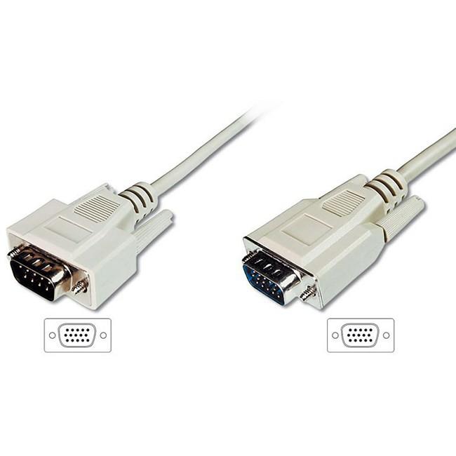 Assmann AK-310100-018-E VGA Kablolar