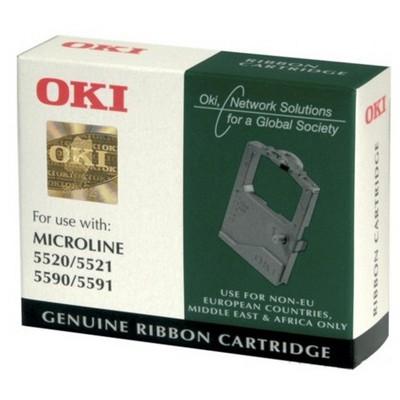OKI 5520/5521/5590/5591 (01277801) - Paket Şerit