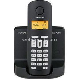 Siemens GIGASET AL140 DECT TELEFON  Telsiz Telefon