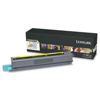 Lexmark C925H2YG Sarı Toner