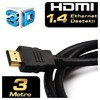 Dark Dk-hd-cv14l300a90 3 Metre Hdmı Kablo Altın HDMI Kablolar