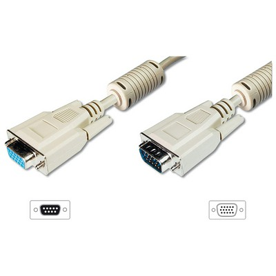 Assmann AK-310203-050-E VGA Kablolar