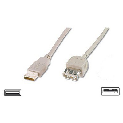 Assmann AK-300200-018-E USB Kablolar