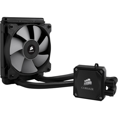 Corsair Cpu Cooler - Cw-9060007-ww Hydro Series H60 High-performance Cpu Cooler, Lga1155/1156, Lga1366, Lga2011, Am2/am2+, Am3/am3+, Fm1 Comp Fan