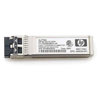 HP Aj718a 8gb Short Wave Fc Sfp+ 1-pack Sunucu Aksesuarları