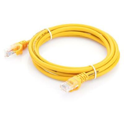 Codegen COD53M 3 Metre CAT5E UTP Patch 0su Sarı Renk Network Kablosu