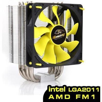 Akasa Venom İşlemci Soğutucu (AK-CCX-4002HP)