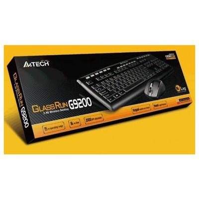 A4 Tech 9200F Kablosuz Q Klavye ve Mouse Seti