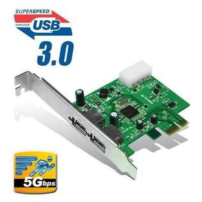 Dark U3P Çift USB 3.0 Portlu PCI Express Kartı (DK-AC-U3P)