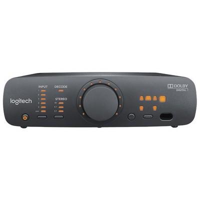 Logitech 980-000468 500W RMS,5+1 Uzaktan Kumandalı Stereo Speaker,Z906,Siyah Ev Sinema Sistemi