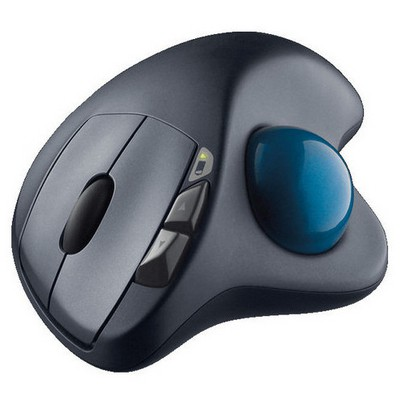 Logitech M570 Kablosuz Trackball Mouse (910-001882)