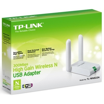 Tp-link TL-WN822N High-Gain Wireless USB Adaptör