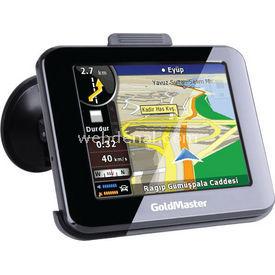 """Goldmaster NAV 359 3.5"""" Navigasyon Cihazı - Ömürboyu Ücretsiz Harita Güncelleme  Araç Navigasyonu"""